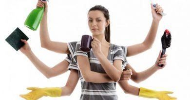 Как сберечь руки при занятии домашними делами?
