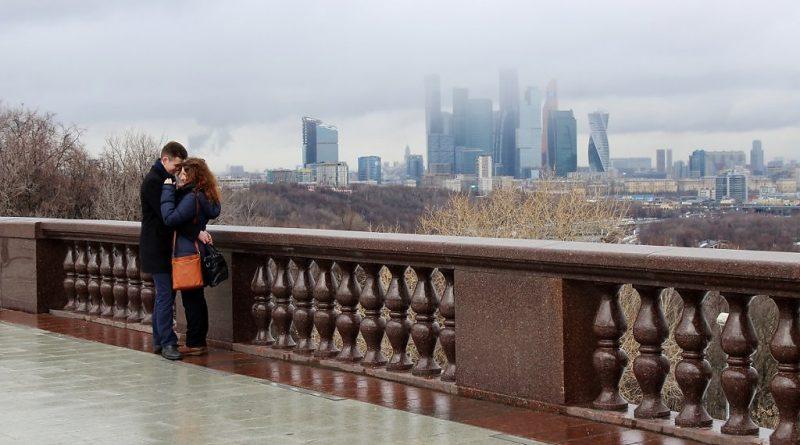 Лучшие смотровые площадки Москвы