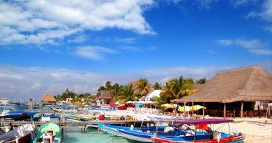 Лучшие курорты жаркой Мексики