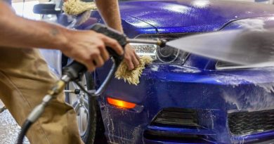 Как правильно мыть автомобиль. Тонкости мойки машины