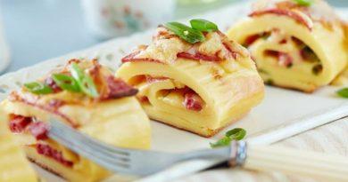 Омлет по-каталонски: пошаговый рецепт