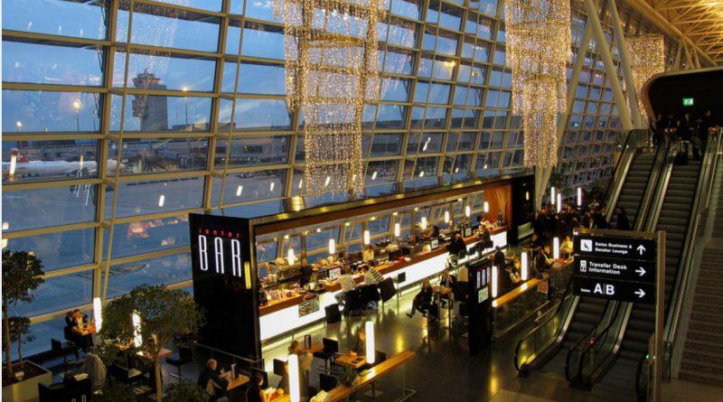 Самые интересные бары аэропортов мира