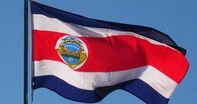 Срок безвизового пребывания в Коста-Рике продлен