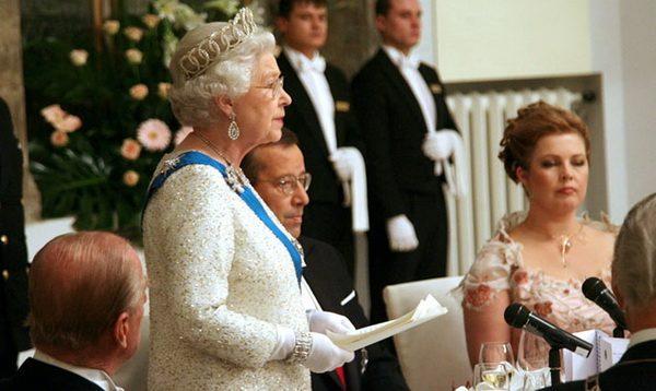 Правила для королевских особ