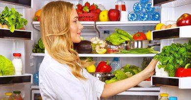 Как расположить продукты в холодильнике: 10 секретов