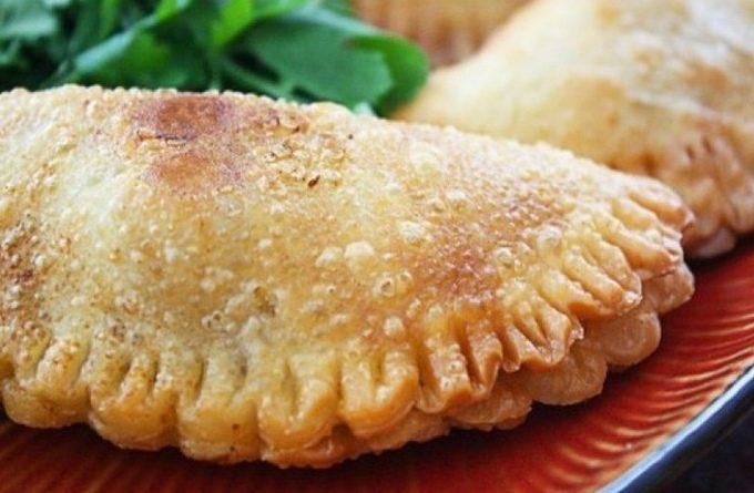 Рецепт бразильских пирожков с мясом