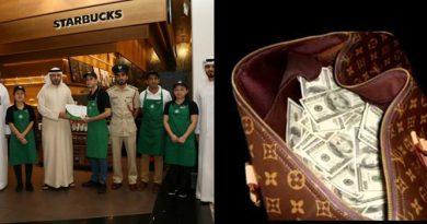 В кофейне Дубая турист случайно оставил сумку со 118 тысячами долларов