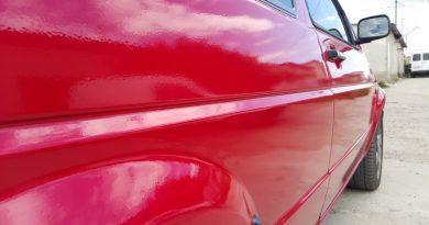 Как убрать потеки после покраски автомобиля?