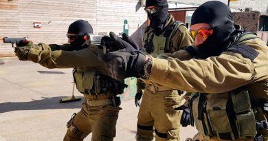 В Израиле путешественников обучают борьбе с террористами