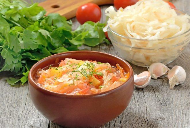 Капустняк: рецепт домашнего супа с капустой