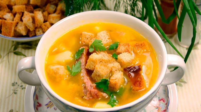 Секреты вкусного, наваристого супа