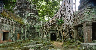 Одни из самых знаменитых затерянных городов древних цивилизаций