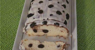 """Творожный кекс """"101 Далматинец"""""""