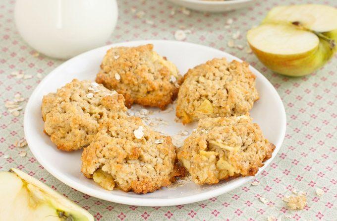 Без сахара, яиц и муки: диетическое овсяное печенье «Геркулес»