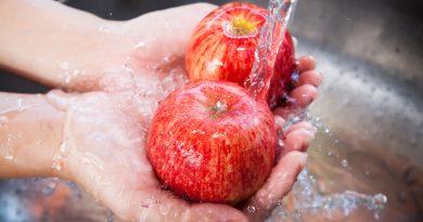 8 продуктов, которые все моют неправильно