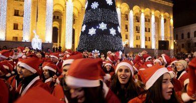 5 нестандартных стран для празднования Нового года