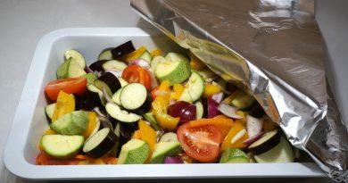 5 правил успешного запекания овощей