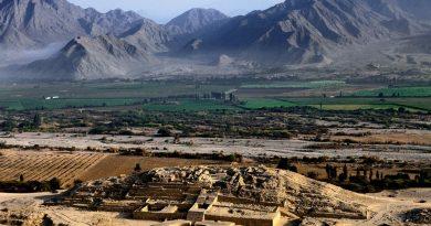 Караль – первый город Америки возрастом около 5000 лет