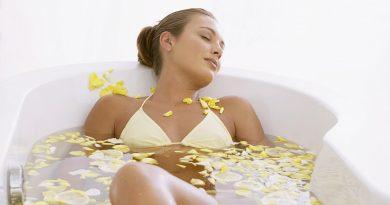 Ванна для упругости кожи