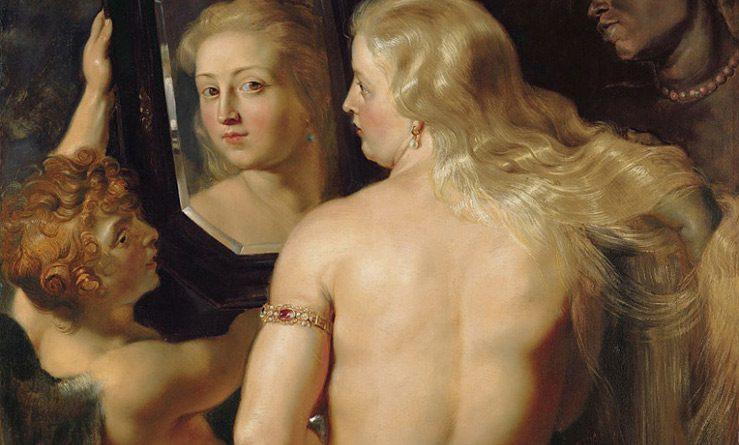 В какой стране изобрели зеркало?