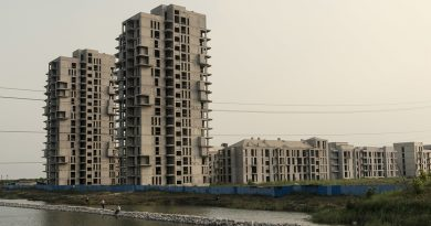 """Зачем Китай продолжает строить """"города-призраки"""" и кто в них будет жить?"""