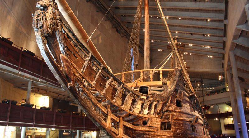 Музей, затонувший 333 года назад