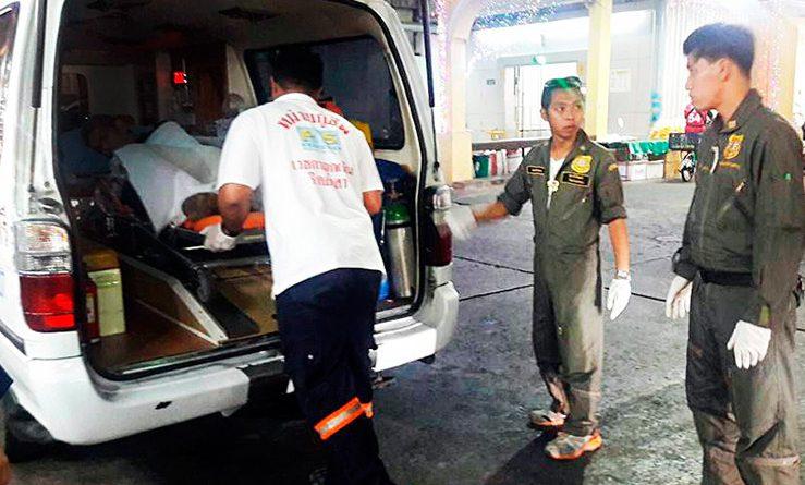 В Таиланде немец спрыгнул с девятого этажа отеля и выжил