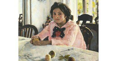«Девочка с персиками» – в чем успех картины?
