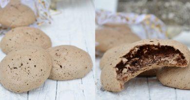 Рецепт печенья с какао и шоколадом