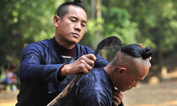 Почему азиаты не бреются?