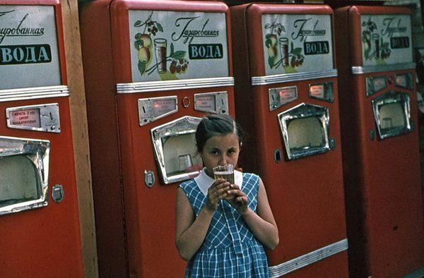 Лимонад, Тархун, Крем-сода… или история появления газировки