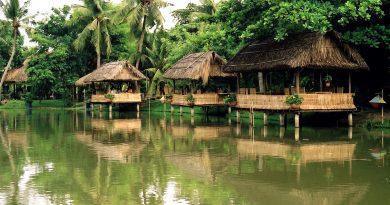 Сказочные деревни Вьетнама