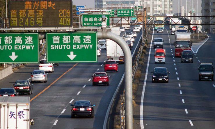Почему в Японии левостороннее движение?