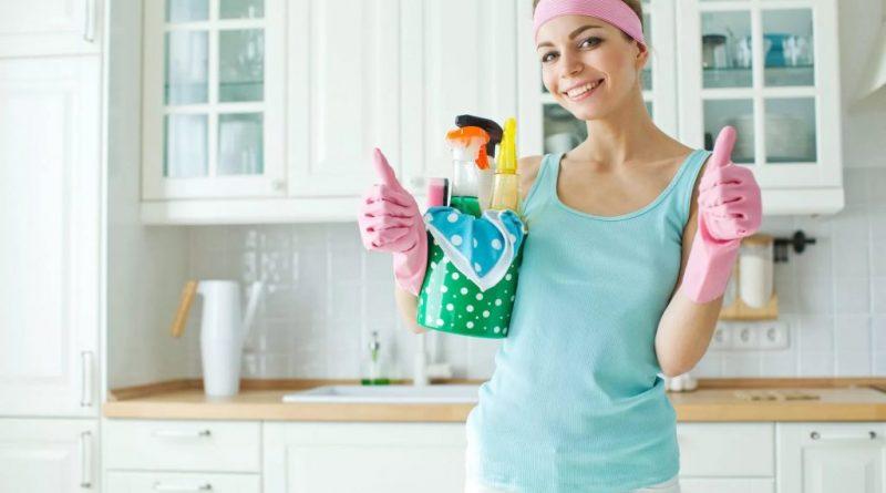 9 советов, как сократить время уборки дома