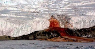 Загадка кровавого водопада