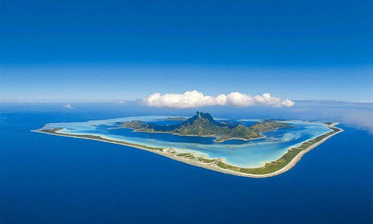 Какой стране принадлежит остров Таити?