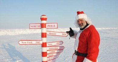 Хотите встретить Новый год на Северном полюсе или на Южном?