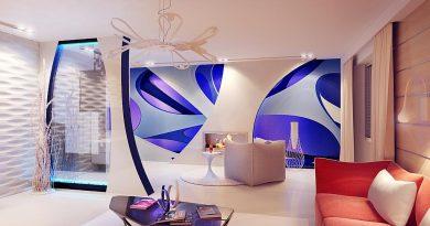 Стиль «бионика» в дизайне интерьеров
