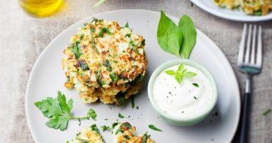 Оладьи из капусты - просто и необыкновенно вкусно