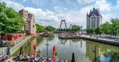 Причины как можно скорее познакомиться с Роттердамом
