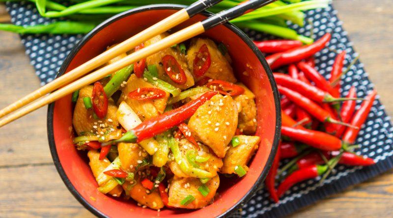 Почему азиатская еда такая острая?
