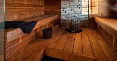 Рекомендуемые породы древесины для внутренней отделки бани