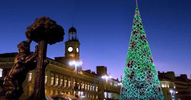 Рождество и Новый год в прекрасной Испании