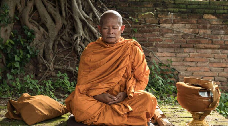 Чем питаются тибетские монахи