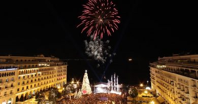Что понравилось греку в праздновании Нового года в России?