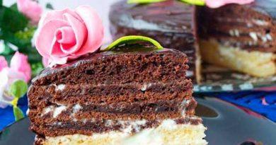 """Торт """"Тающее чудо"""""""