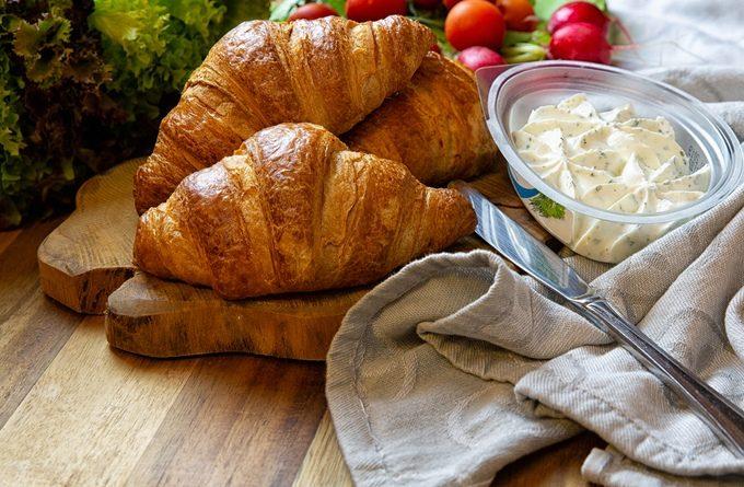 Греческие круассаны с сыром