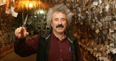 Волосатый музей в Турции