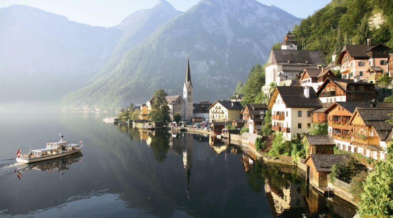 ТОП-10 самых необычных городов мира