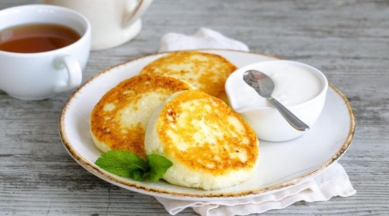 Сырники на молоке